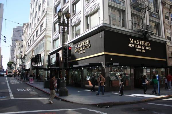 Maxferd Jewelry Loan 201 Kearny St