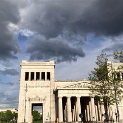 königsplatz münchen heute