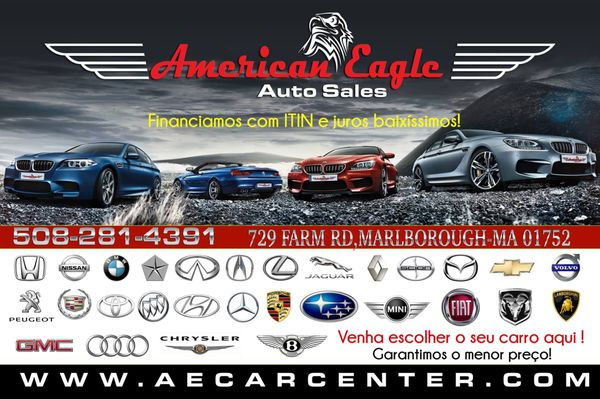 Eagle Auto Sales >> American Eagle Auto Sales 729 Farm Rd Marlborough Ma