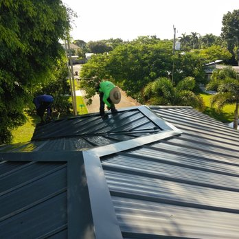 Ace Pro Roofing 27 Photos Roofing 4447 Onega Cir West Palm Beach Fl Phone Number Yelp