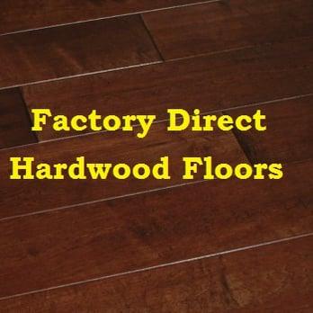 Factory Direct Hardwood Floors
