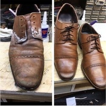 shoes fixed near me