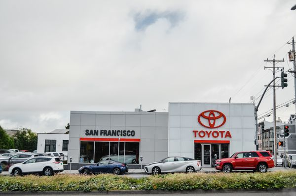 San Francisco Toyota Service >> San Francisco Toyota 98 Photos 822 Reviews Car Dealers