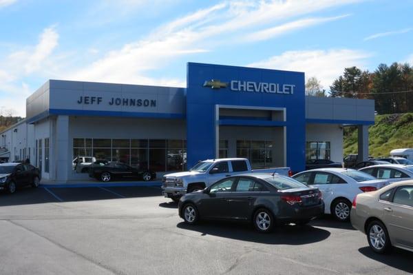 Jeff Johnson Chevrolet 2533 Carrollton Pike Woodlawn Va Tire Dealers Mapquest
