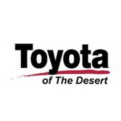 Toyota Of The Desert >> Toyota Of The Desert 2019 All You Need To Know Before You