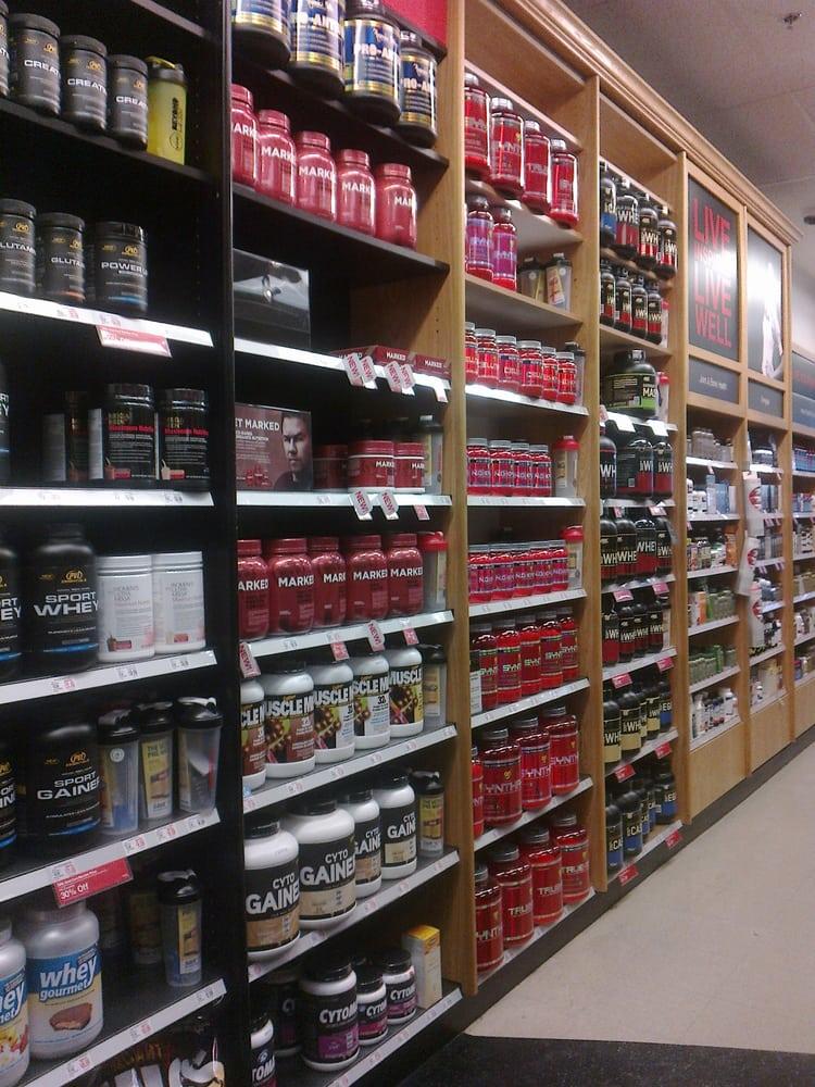 Gnc Vitamins Supplements 1126 Robson Street West End