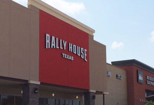 Rally House Plano 2432 Preston Rd Plano, TX Clothing Retail ... on rally house philadelphia, rally house independence, rally house michigan, rally house kansas city,