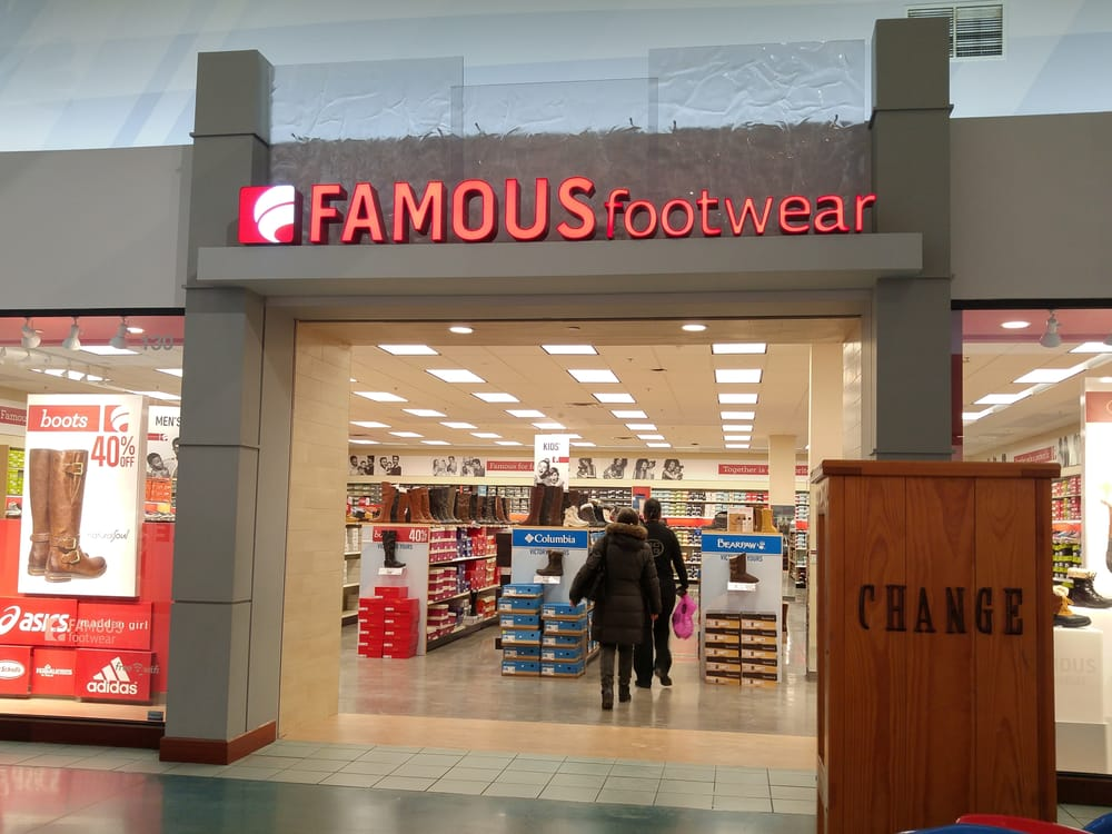 Famous Footwear Outlet Shoe S