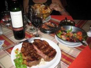 argentinsk restaurang london