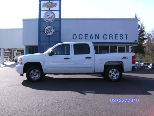 Ocean Crest Chevrolet Buick Gmc Cadillac 85301 85303 Highway 101 Alt Warrenton Or Auto Dealers Mapquest
