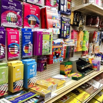 Scribbles Art Supplies 1308 40th St Borough Park Brooklyn Ny Phone Number Yelp