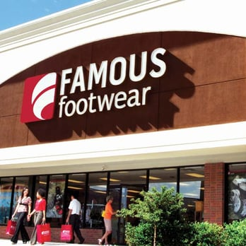 Famous Footwear Outlet Closed Shoe