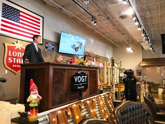 Vogt Auction Galleries