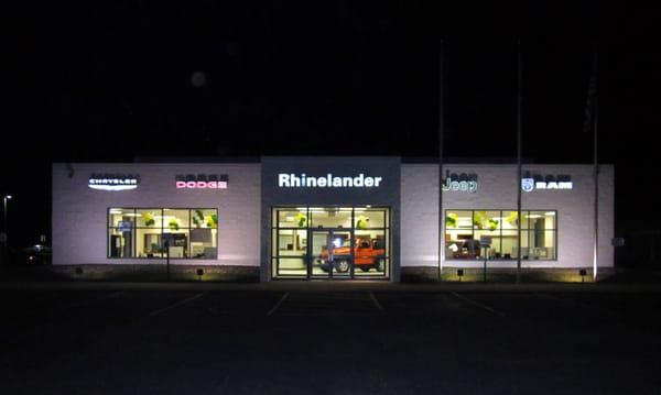 rhinelander chrysler dodge jeep ram 3620 highway 47 rhinelander wi car service mapquest mapquest