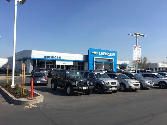 American Chevrolet 4742 Mchenry Ave Modesto Ca Car Service Mapquest