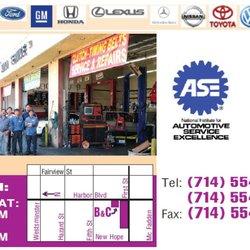 Auto Repair In Santa Ana Yelp