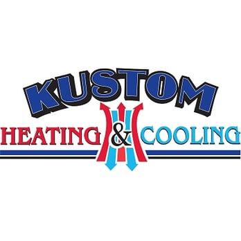 Kustom Heating Cooling Heating Air Conditioning Hvac