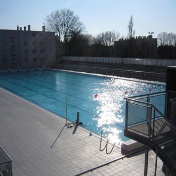 Stade Nautique Youri Gagarine Swimming Pools 67 Rueyouri