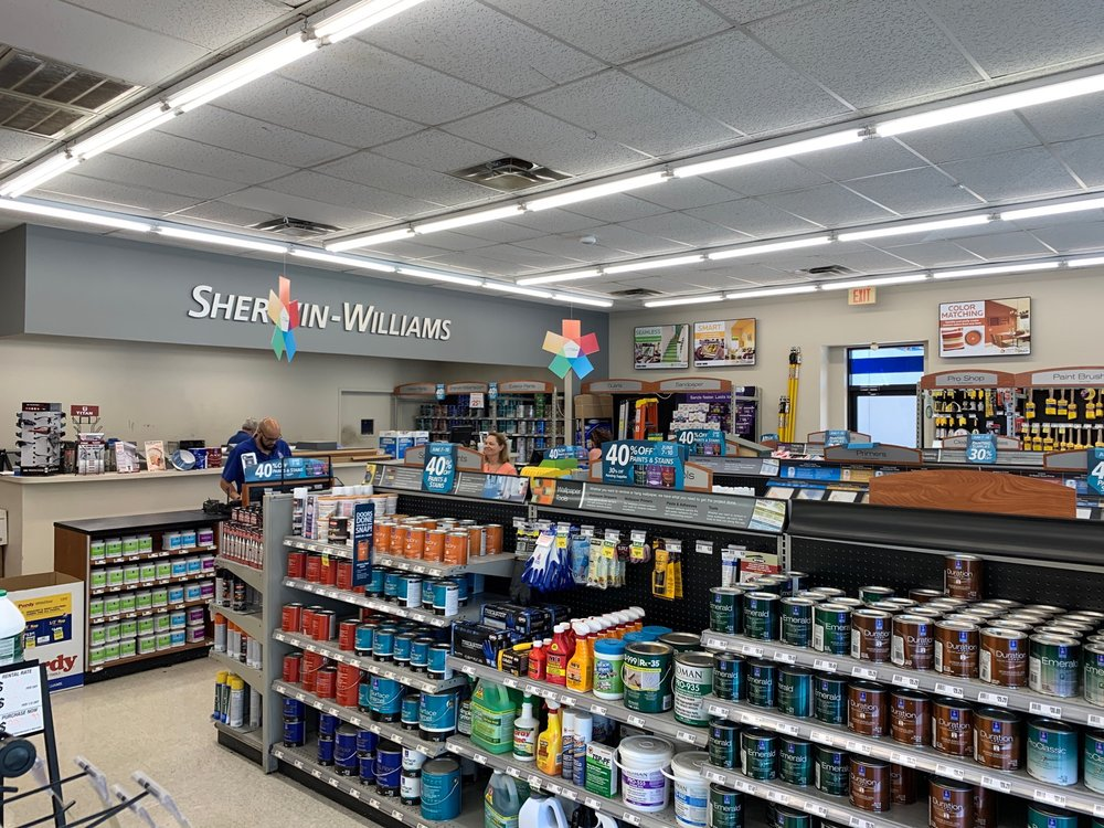Sherwin Williams Paint Store Paint Stores 13376 N Highway 183 Austin Tx Phone Number Yelp