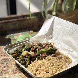 Oasis Vegan Veggie Parlor