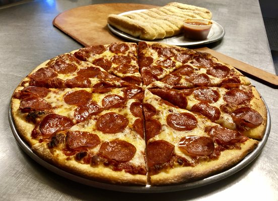 Papa Jimmy S Pizzeria 224 W Cottage Grove Rd Cottage Grove Wi Pizza Mapquest