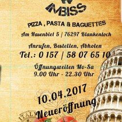 Italian In Eggenstein Leopoldshafen Yelp