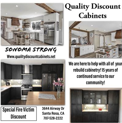 Quality Discount Cabinets 82 Photos 34 Reviews Kitchen Bath 3644 Airway Dr Santa Rosa Ca Phone Number Yelp