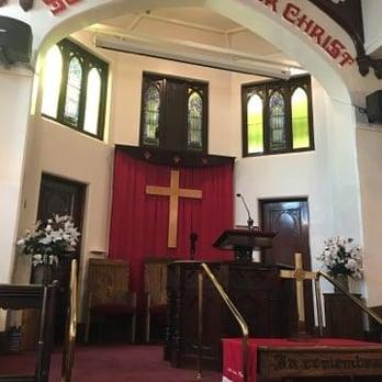 All Nations Baptist Church