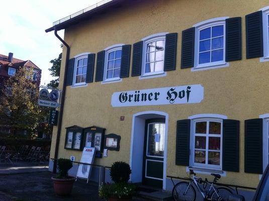 Hotel Grüner Hof - Hotel - Erdinger Str. 42, Freising ...