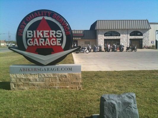 A Bikers Garage 101 Travis St Roanoke Tx Auto Repair Mapquest