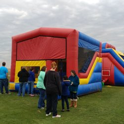 bounce house rental des moines