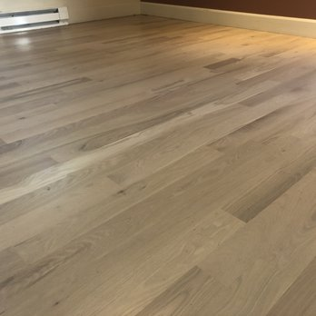 2 1 4 Red Oak Sanded Stained With