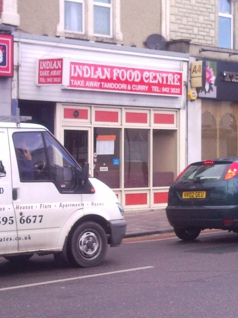 Indian Food Centre Takeaway Fast Food 366 Gloucester