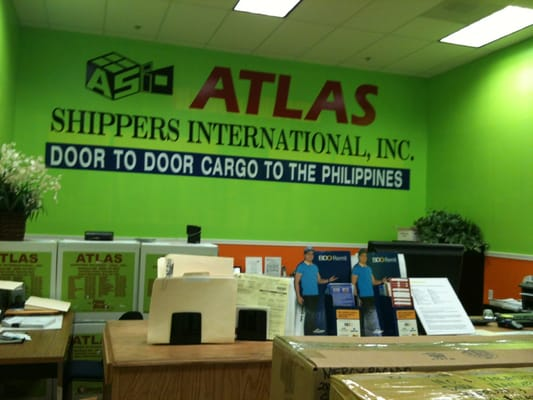 Atlas Shippers International 1535 Landess Ave Milpitas Ca Packaging Service Mapquest