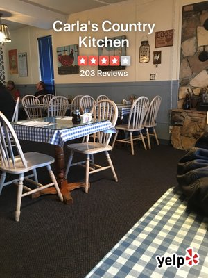 Carla S Country Kitchen 213 Beach St Morro Bay Ca Restaurants Mapquest