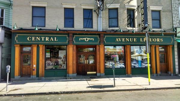 Wine shops in Jersey City