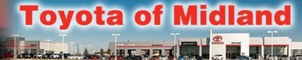 Toyota Of Midland >> Toyota Of Midland 800 N Loop 250 W Midland Tx Auto Dealers