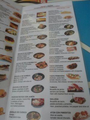 El Quinto Tapón 15 Mga Larawan Tapas Bars Calle