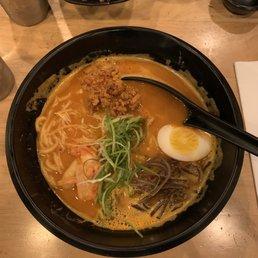 Yama Ramen 278 Foto 231 Ulasan Bar Sushi 60 W 48th St