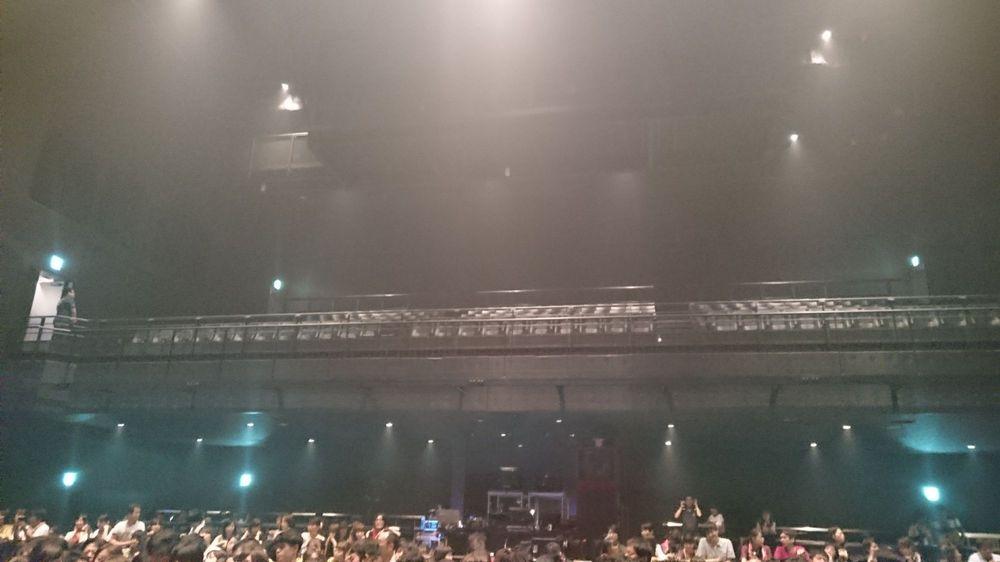ベイサイド zepp 大阪
