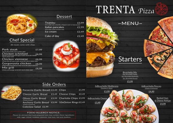Trenta Pizza 37 Photos Pizza 24 26 Home Street