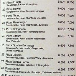 Fotos Zu Pizza Pronto Speisekarte Yelp
