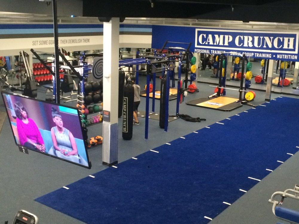 crunch fitness norwalk ca