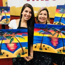 Paint Sip In Davie Yelp