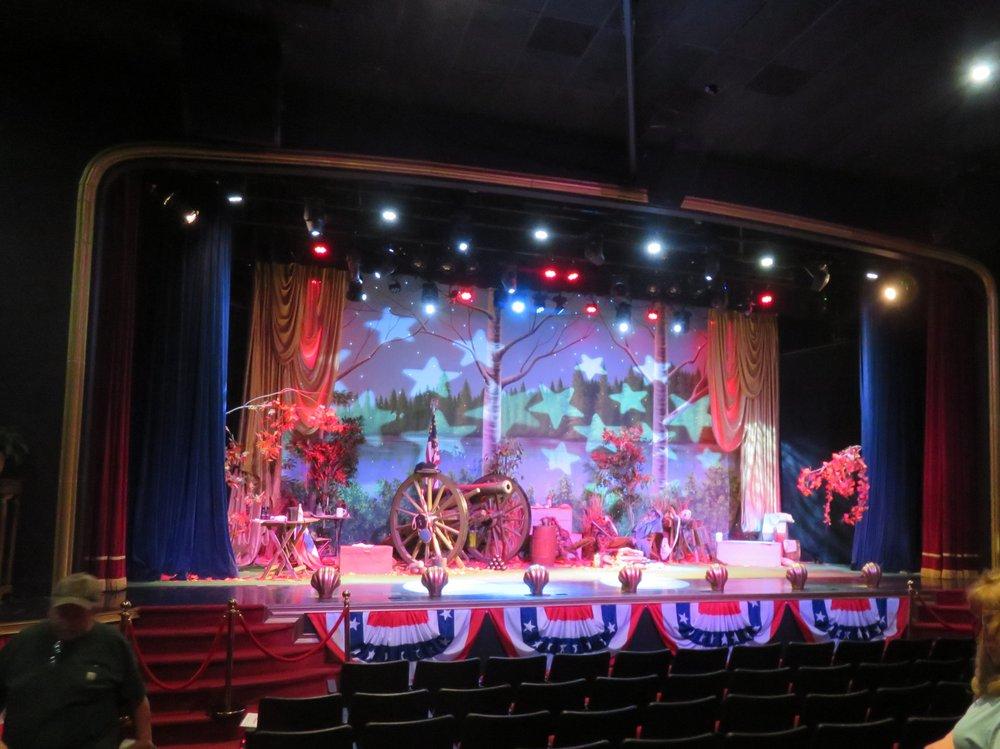 Buttonwillow Civil War Theater