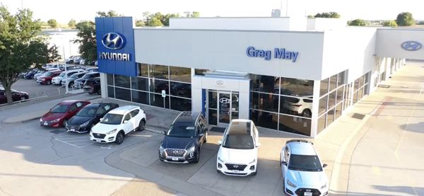 Greg May Hyundai >> Greg May Hyundai 1501 Tx 340 Loop Waco Tx Auto Dealers