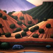 Photo of Autry Museum of the American West - Los Angeles, CA, United States. David Bradley, artist, New Mexico