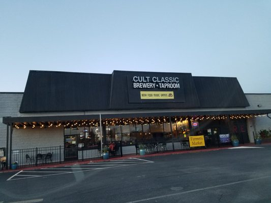 Cult Classic Brewery 1169 Shopping Center Rd Stevensville, MD Pubs -  MapQuest