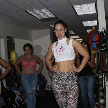 body fitness femme