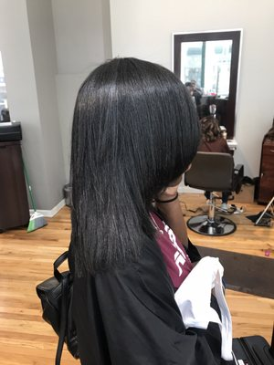 Pressed Natural Hair Care Salon 644 Antone St Nw Atlanta Ga Hair Salons Mapquest
